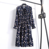 Print Dress Casual Cute Women floral - Recon Fashion
