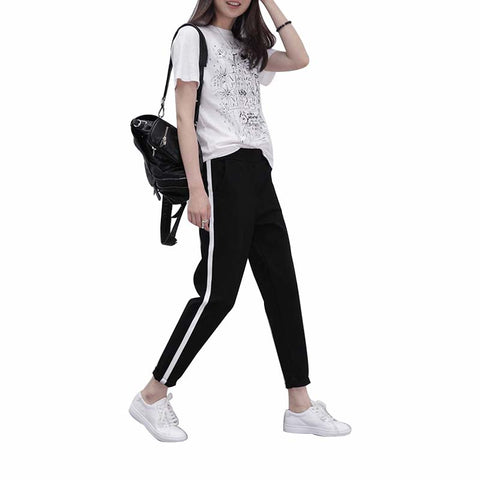 Pants Loose Trousers Pants Female - Recon Fashion
