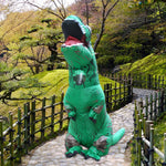 Inflatable Dinosaur Trex Costume Suit Air Fan Operated Blow Up - Recon Fashion
