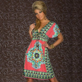 Retro Women Bohemian Dress - Recon Fashion