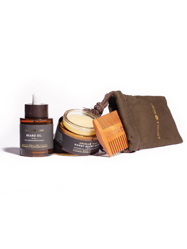 AromaBuff  Beard Gift Set