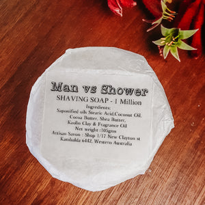 Shaving Soap - Blue Steel
