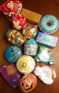 Bath Bombs - Bakers Dozen!