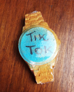 Tik Tok on the Clock Bath Bomb