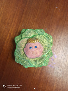 Cabbage Patch Bath Bomb