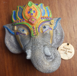 Lotus Elephant Bath Bomb