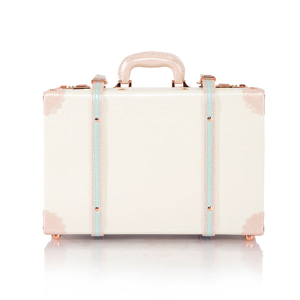 SarahFace Briefcase - Cream White's