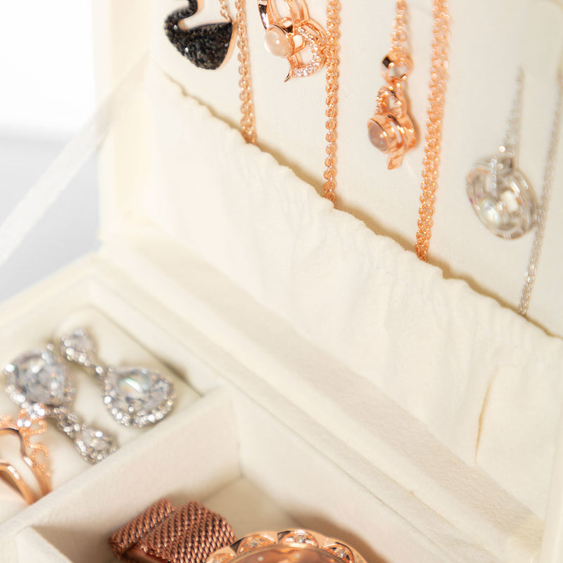 Accessories - Small Jewelry Box - COTRUNKAGE