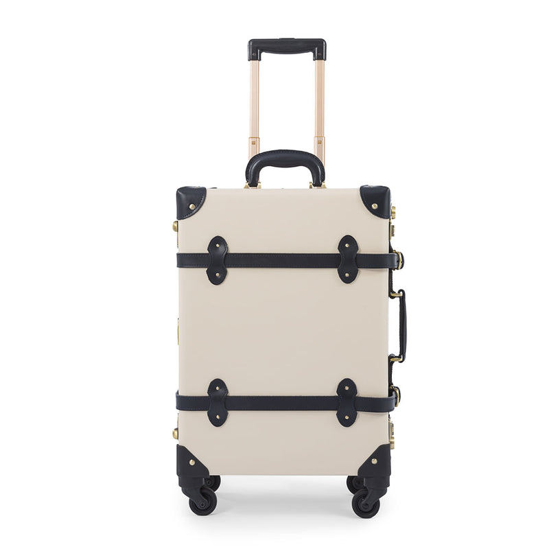 Ascetic Carry Ons - Pearl White's - COTRUNKAGE