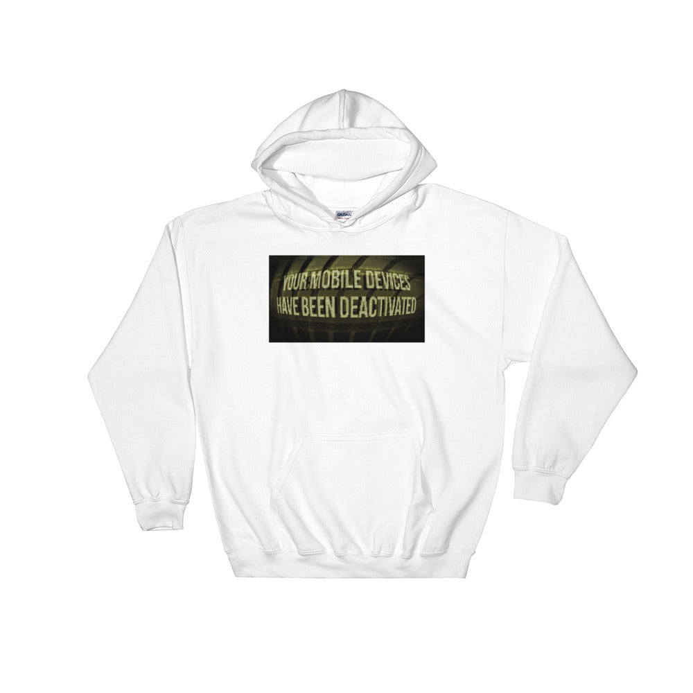 MOBILE DEACTIVATION HOODIE