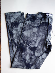 Frenchie Pant Abstract Stone