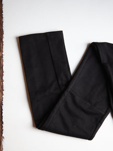 Layering Pants Black