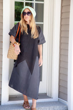 Star Caftan Coal