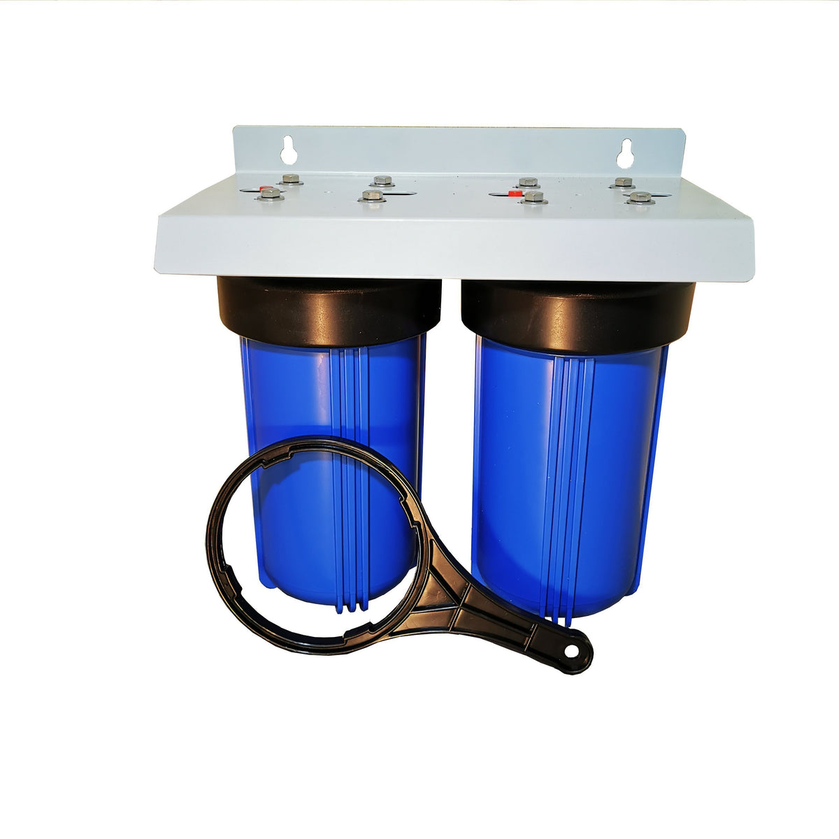"Double 10"" Big Blue Water Filter Jumbo"