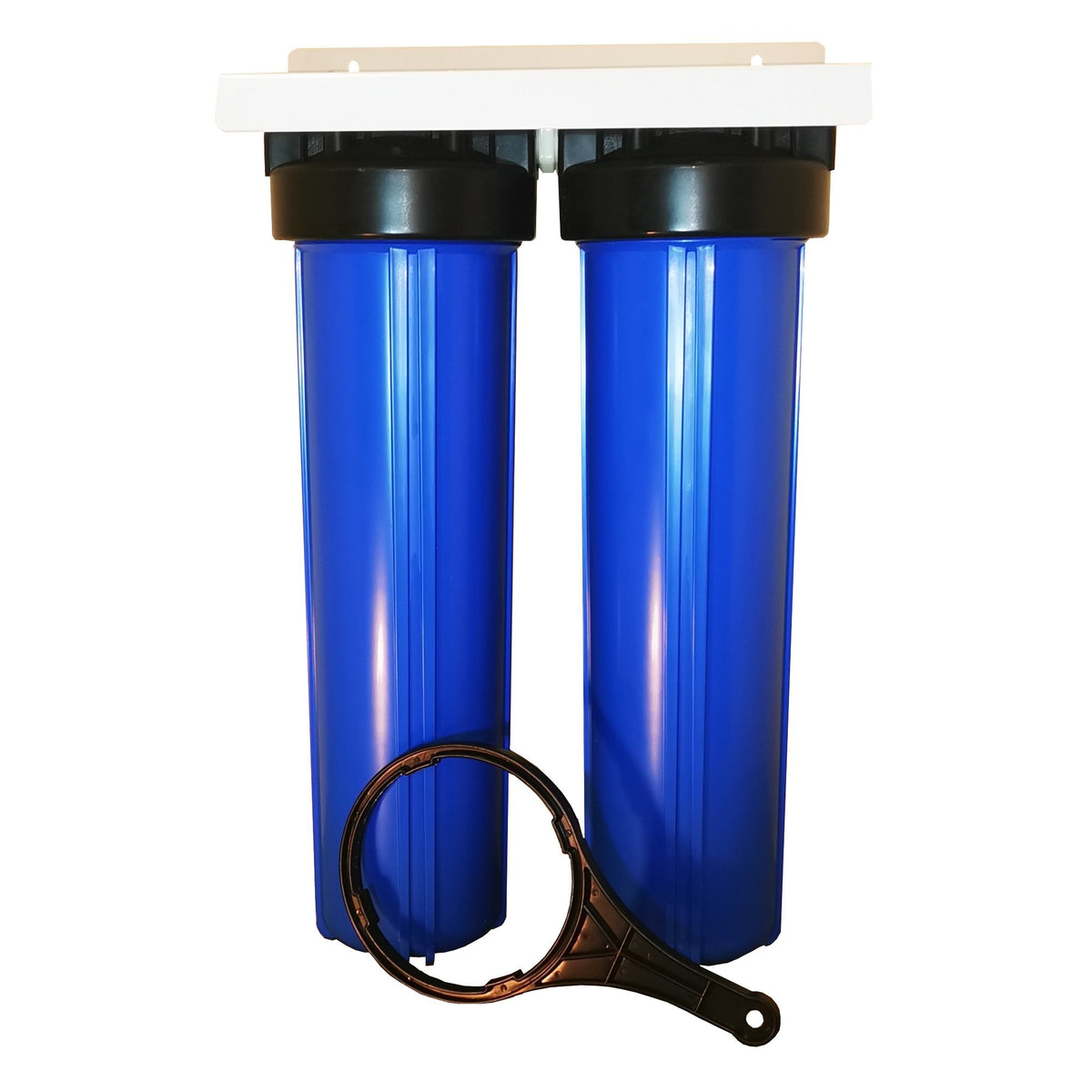 "Double 20"" Big Blue Water Filter Jumbo"