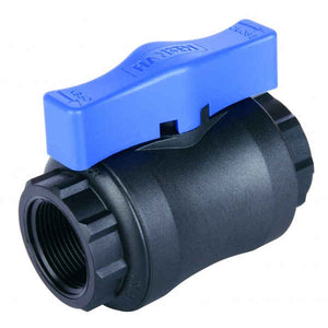 Hansen Blue Handle Ball  Valve - HBV