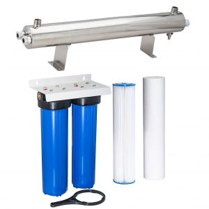 Large UV Filtration System