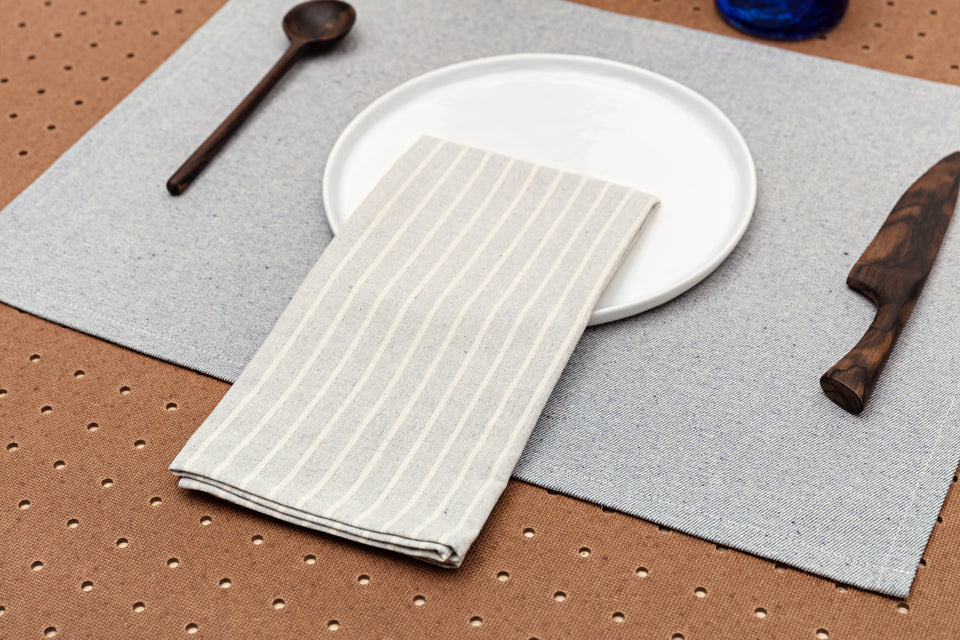 Napkins / Grey: Set of 4