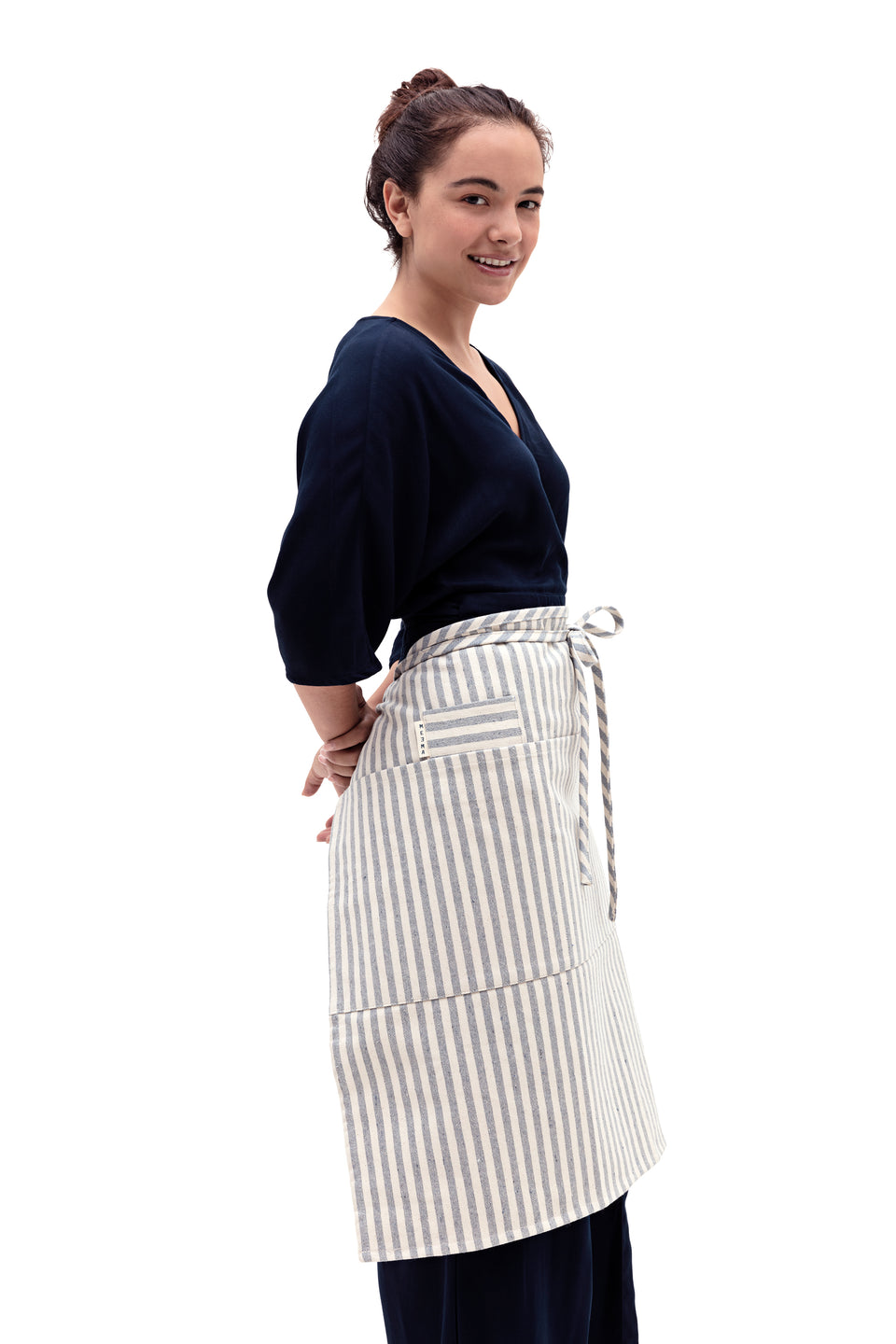 Bistro Apron / Striped