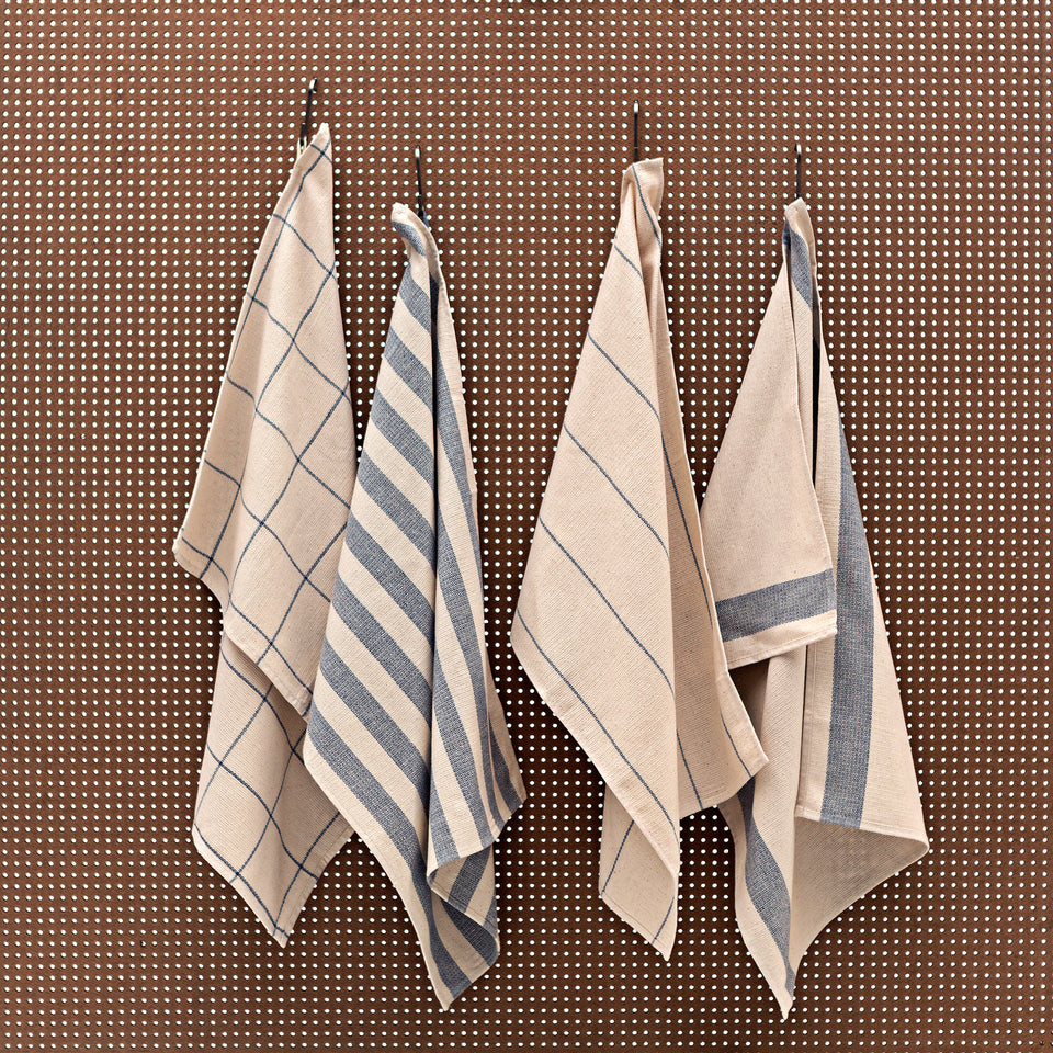 Kitchen Towels / Minimal : Set of 4