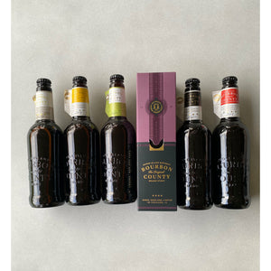 Bourbon County Stout | 6Pack | Gift Set | 2020 and 2018 mix
