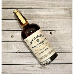 Hochstadter's Family Reserve | Aged 16 Years | Straight Rye Whiskey