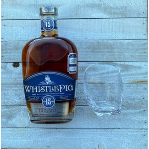 WhistlePig Rye Whiskey 15 Year Store Pick