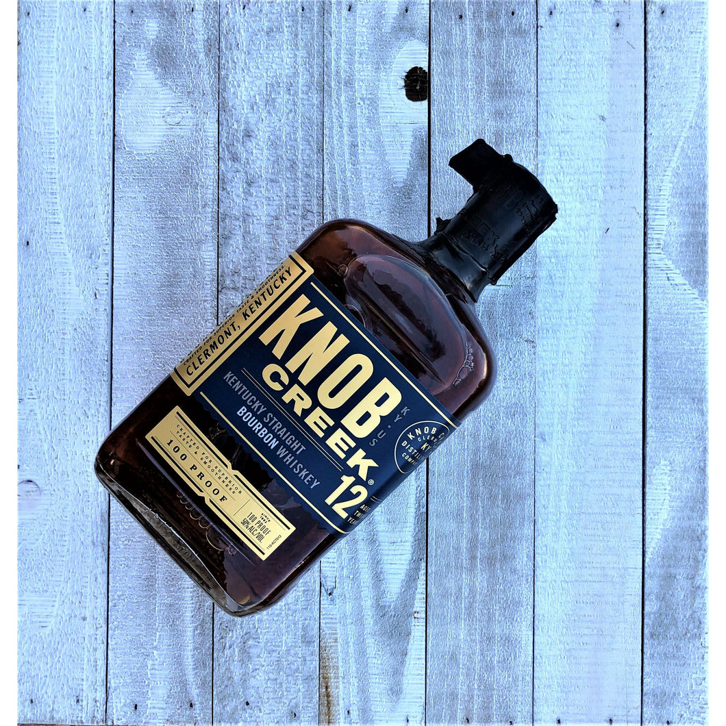 Knob Creek Small Bath 12 Year
