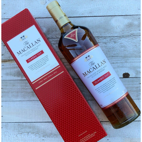 The Macallan Classic Cut | Scotch Whisky