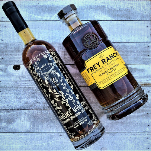 Nevada Bourbon 2-Pack Deal | Smoke Wagon | Frey Ranch
