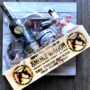 Smoke Wagon | Old Fashioned | Gift Basket