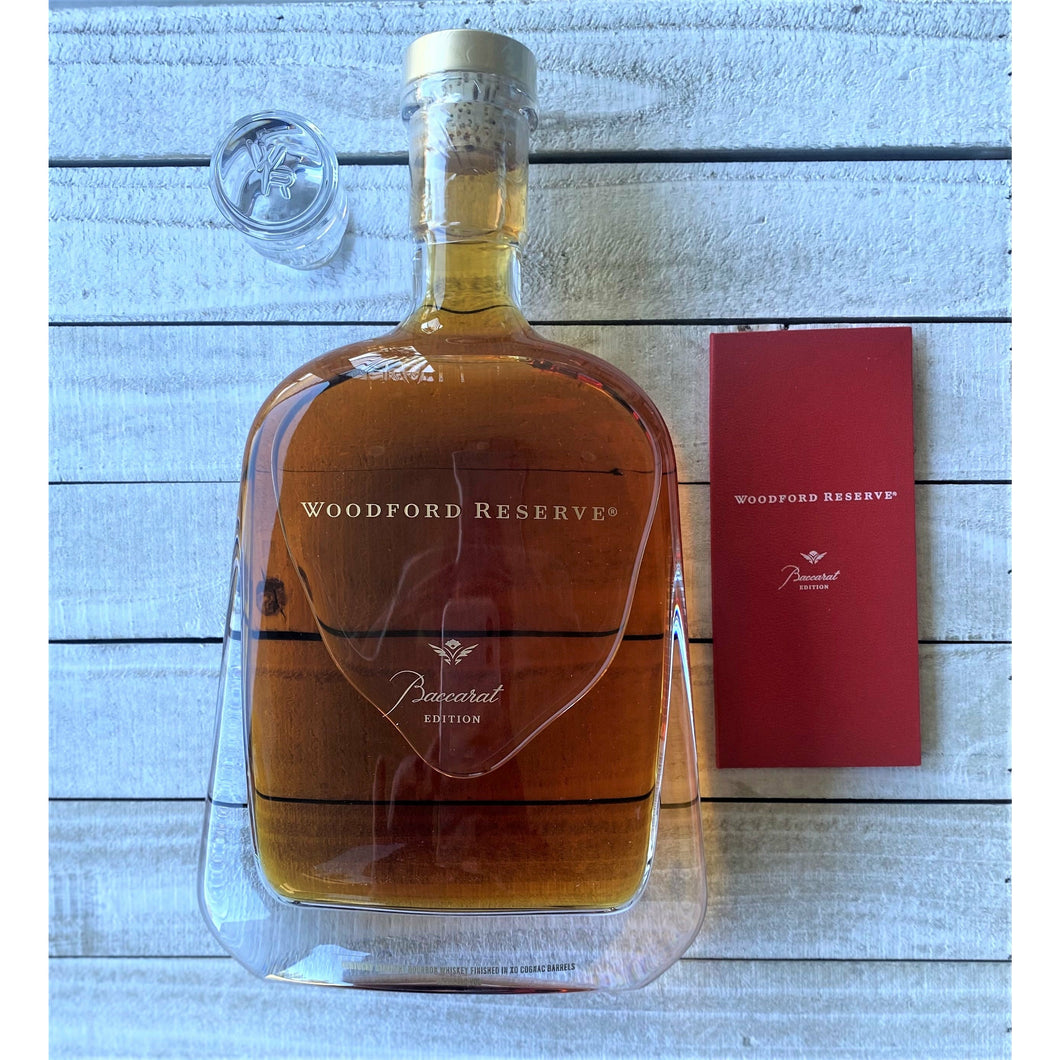 Woodford Reserve | Baccarat Edition