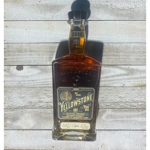 Yellowstone | Kentucky Straight Bourbon Whiskey | 101 Proof | 2020 Limited Edition