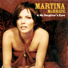 Martina McBride My Daughter's Eyes Album Cover