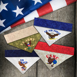 US Air Force / Over the Collar Dog Bandana