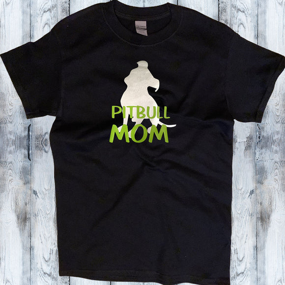 [Breed] Mom Shirt - customized with your pet's breed