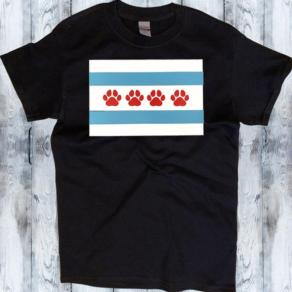 Chicago Loves Dogs Shirt