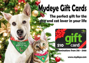 Mydeye Gift Card - Christmas