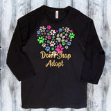 Don't Shop, Adopt Shirt