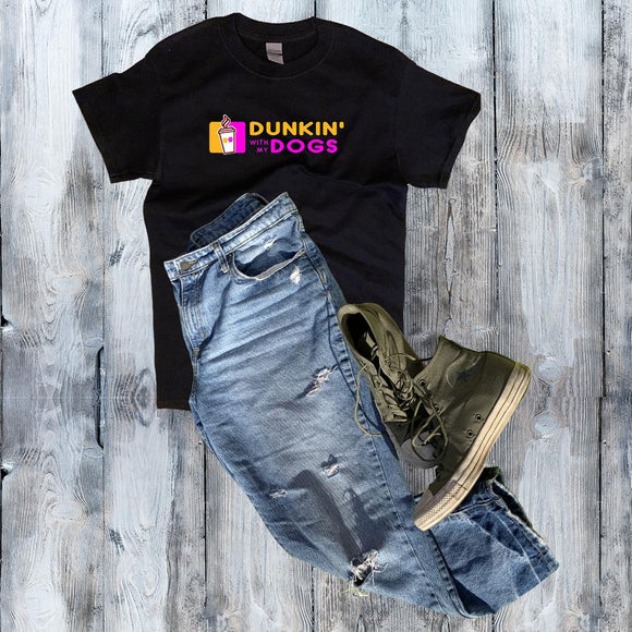 Dunkin' with the Dog Shirt
