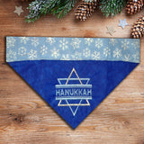 Hannukah / Holiday Dog Bandana