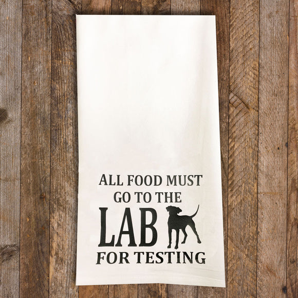 Towel - Lab Testing