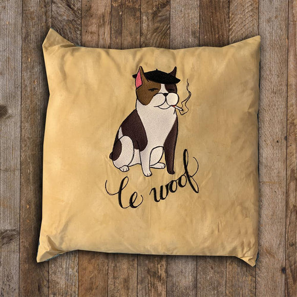 Pillow - Le Woof - 16