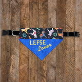 Lefse Lover / Over the Collar Dog Bandana