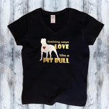 Shirt - Nothing Says Love like a [your breed] - customized with your pet's breed