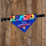 Obedience School Dropout / Over the Collar Dog Bandana