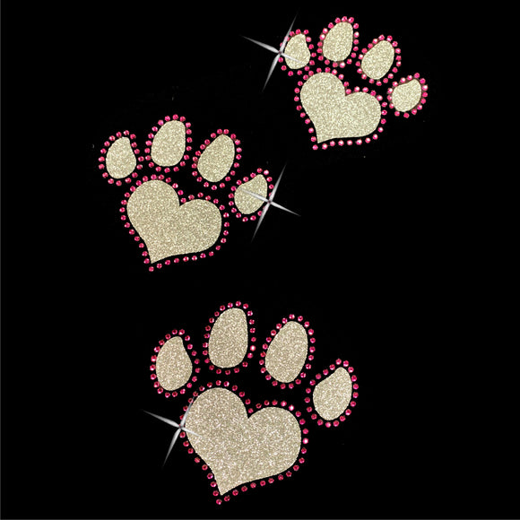Shirt - Paw Prints