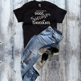 [Your Pet], Sarcasm & Chocolate Shirt