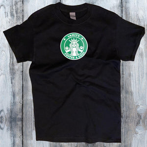 Sanity * Coffee & Dogs Shirt