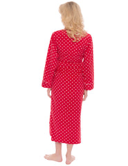 Dots Diva Red/White
